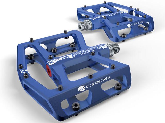 ACROS A-Flat XL - Pédales - bleu